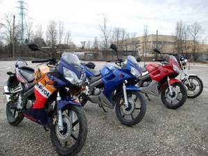 Когда покупать первый байк: до или после обучения вождению на мотоцикле в Москве?