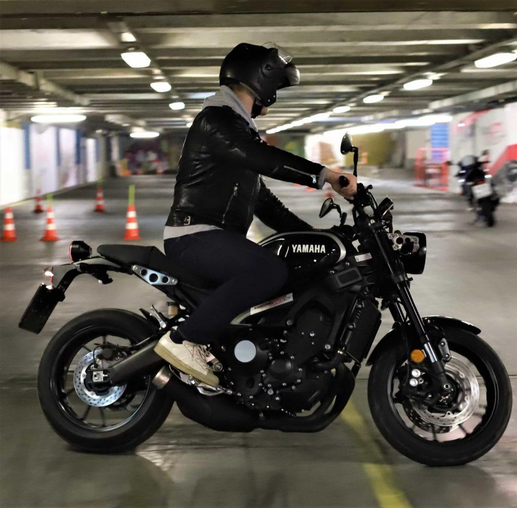Права категории А на мотоцикл